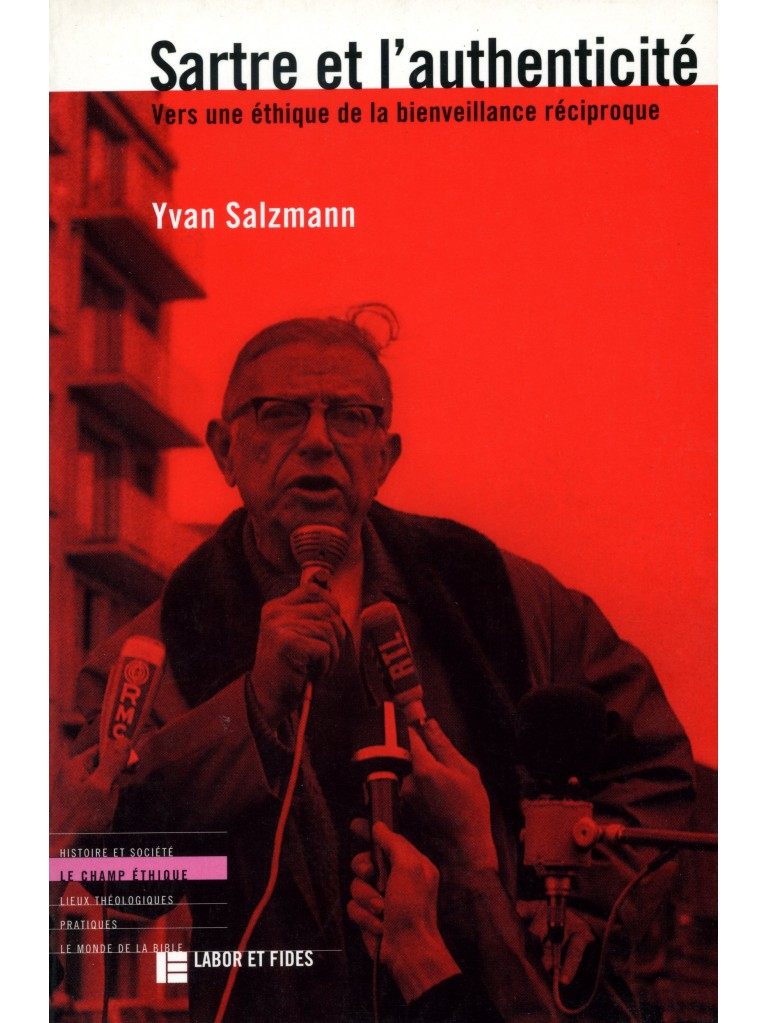 Sartre et l'authenticité