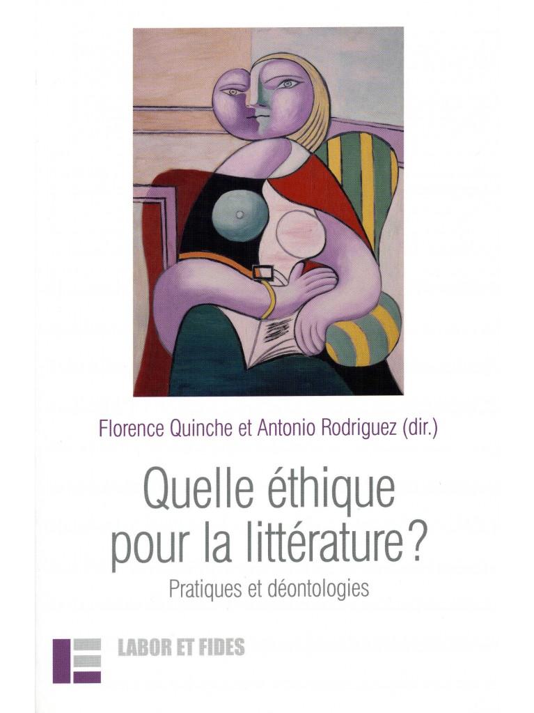 Quelle éthique pour la littérature ?