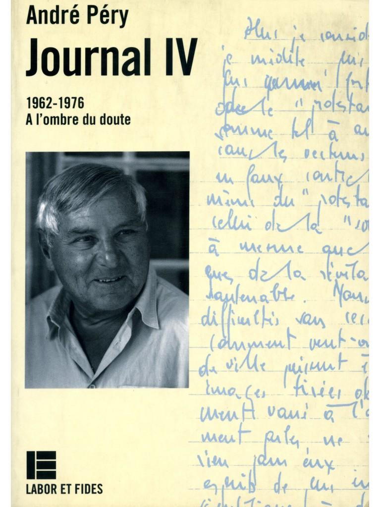 Journal IV A l'ombre du doute
