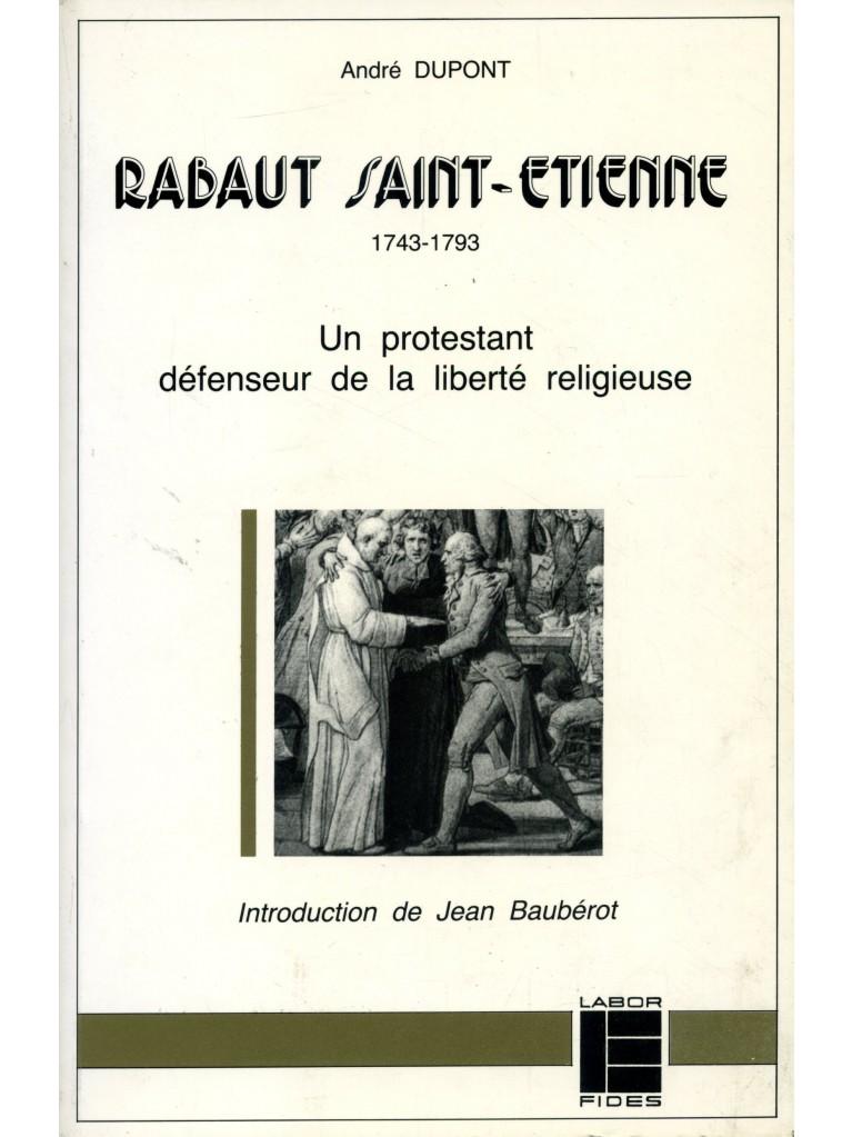 Rabaut Saint-Etienne (1743-1793)