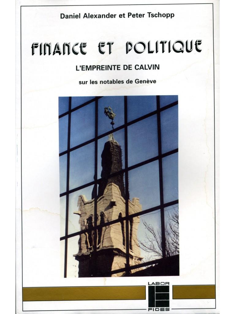 Finance et politique