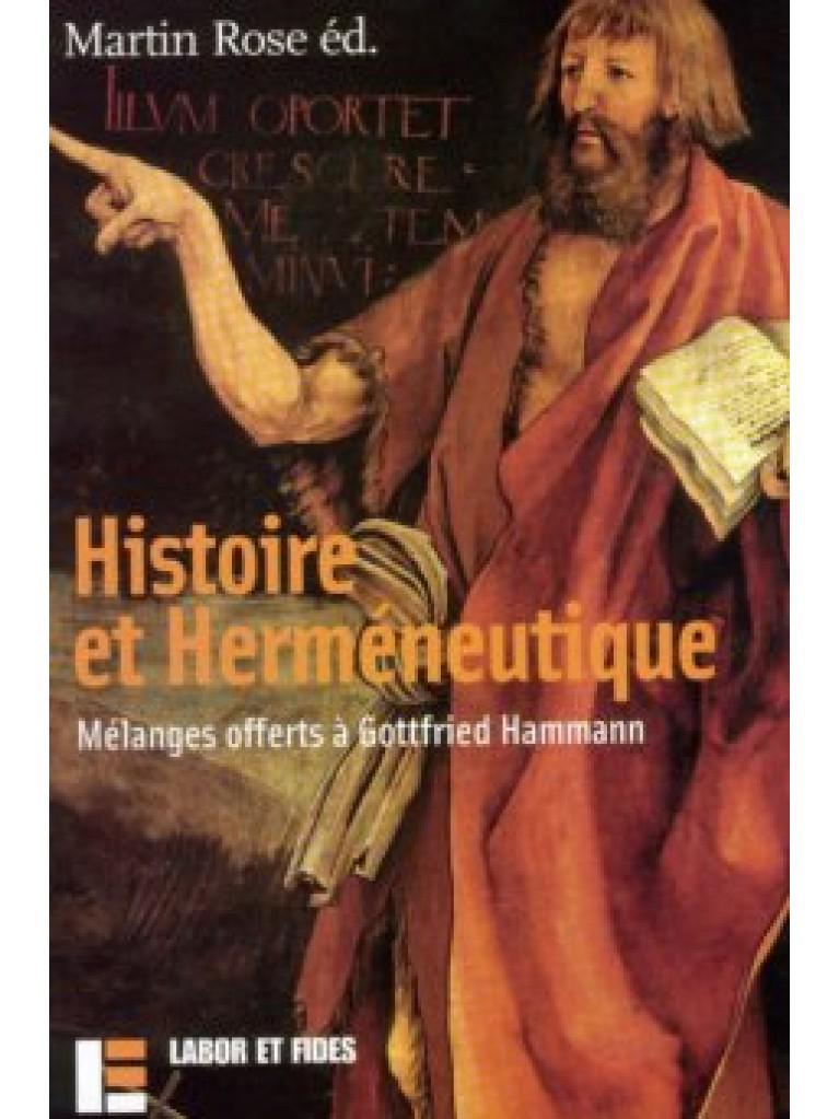 Histoire et herméneutique