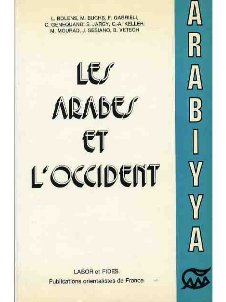 Les Arabes et l'Occident