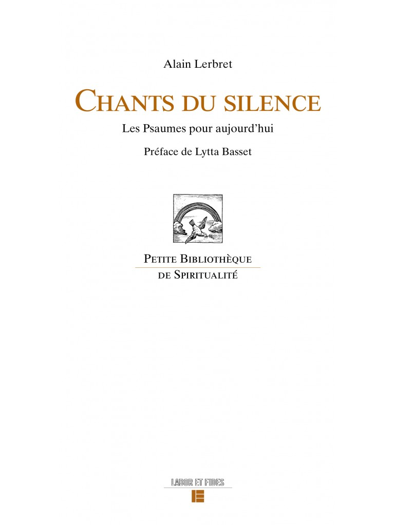 Chants du silence