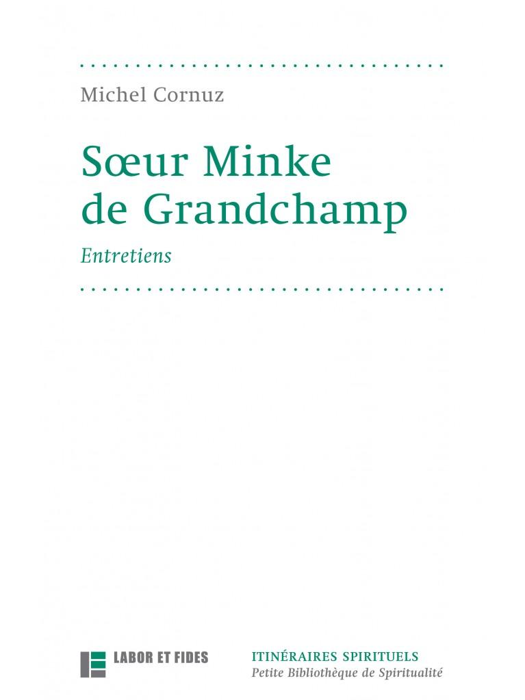 Sœur Minke de Grandchamp