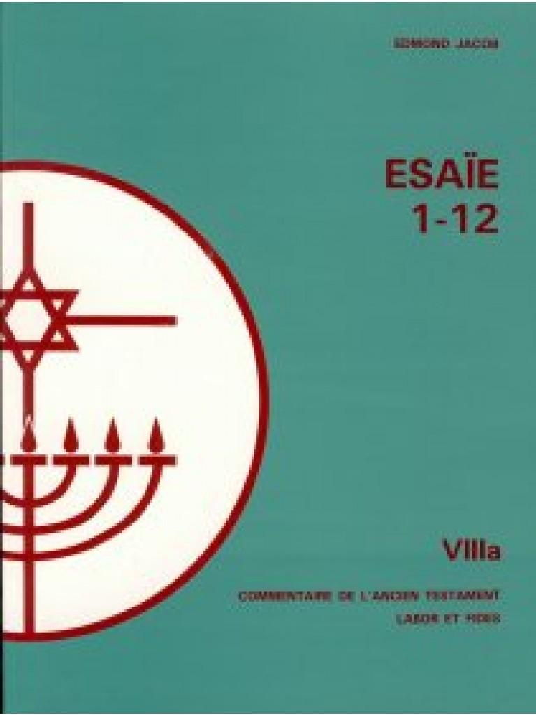 Esaïe 1–12 – Titre imprimé à la demande