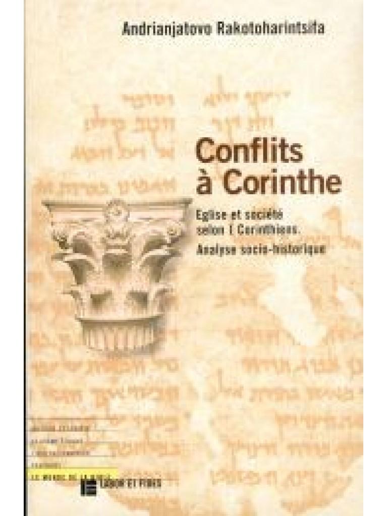 Conflits à Corinthe (épuisé)