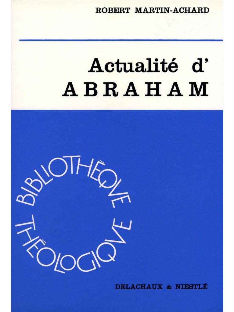 Actualité d'Abraham
