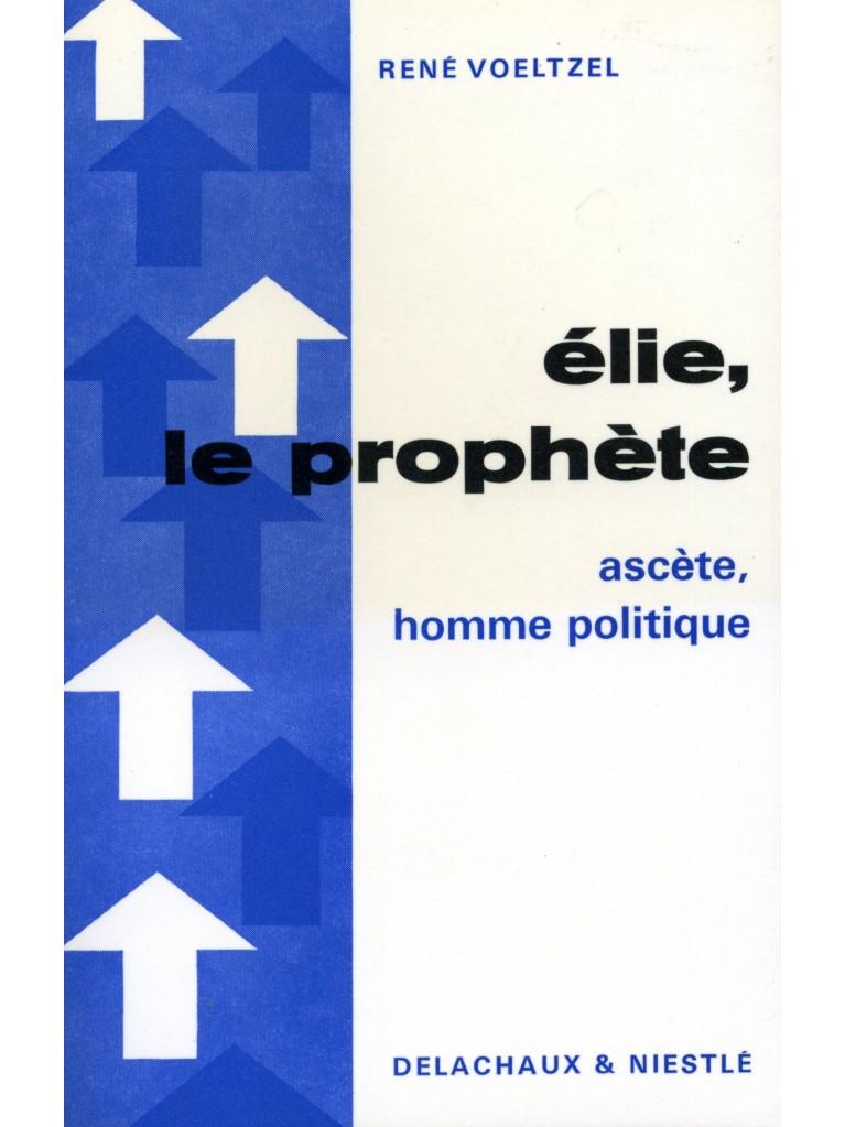 Elie, le Prophète