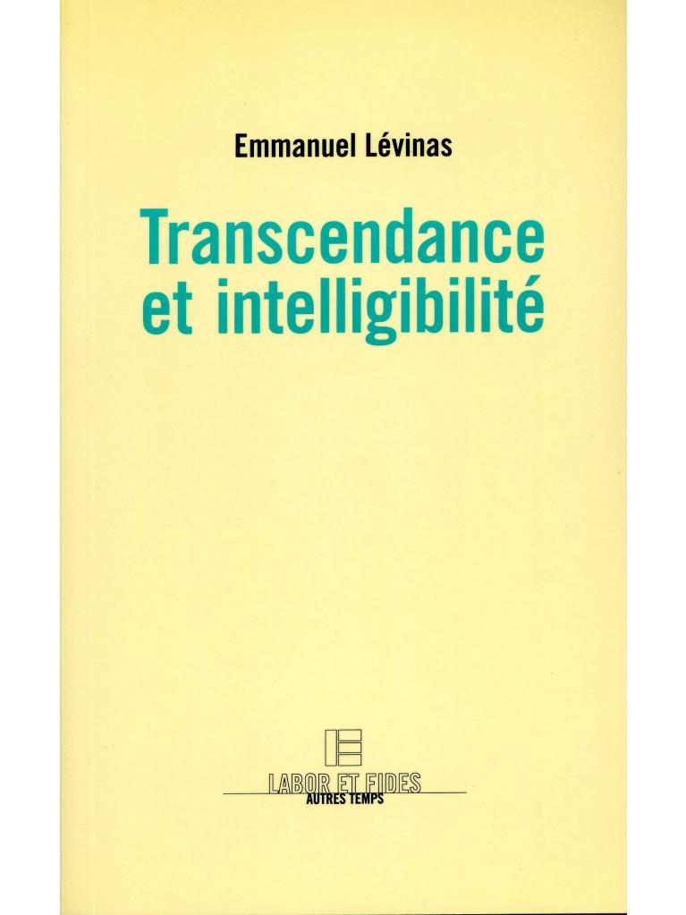 Transcendance et intelligibilité – Titre imprimé à la demande