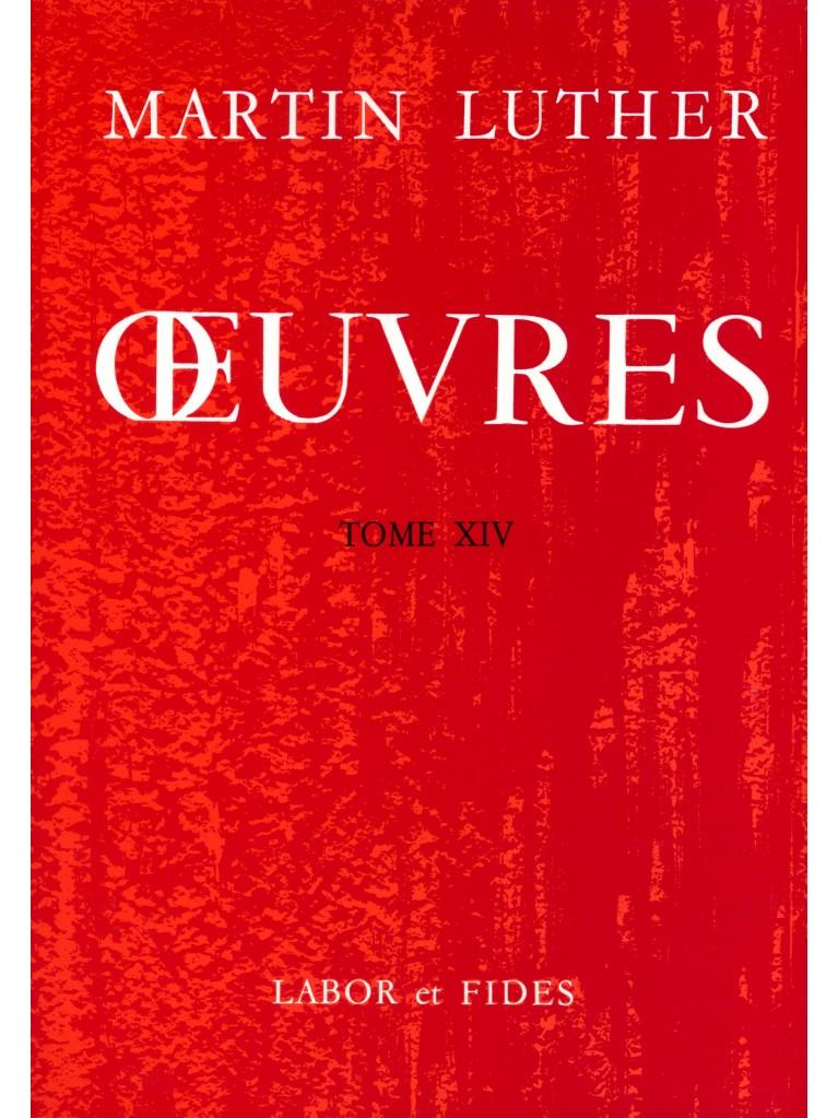 Œuvres choisies, tome 14 (broché)