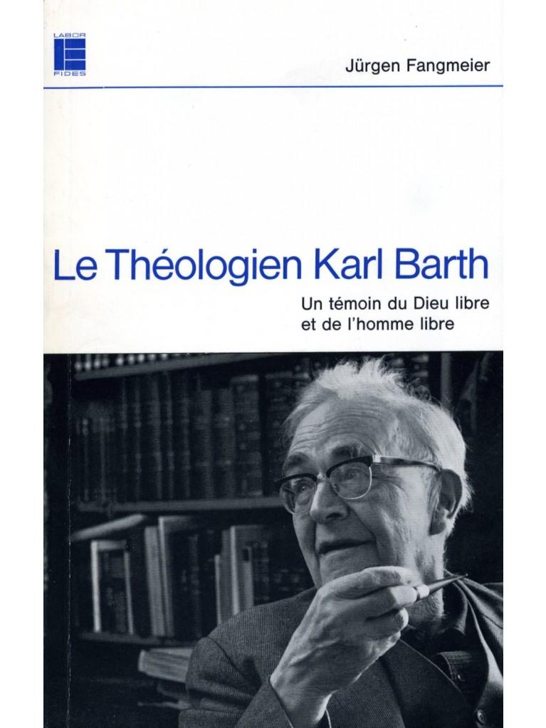 Le théologien Karl Barth