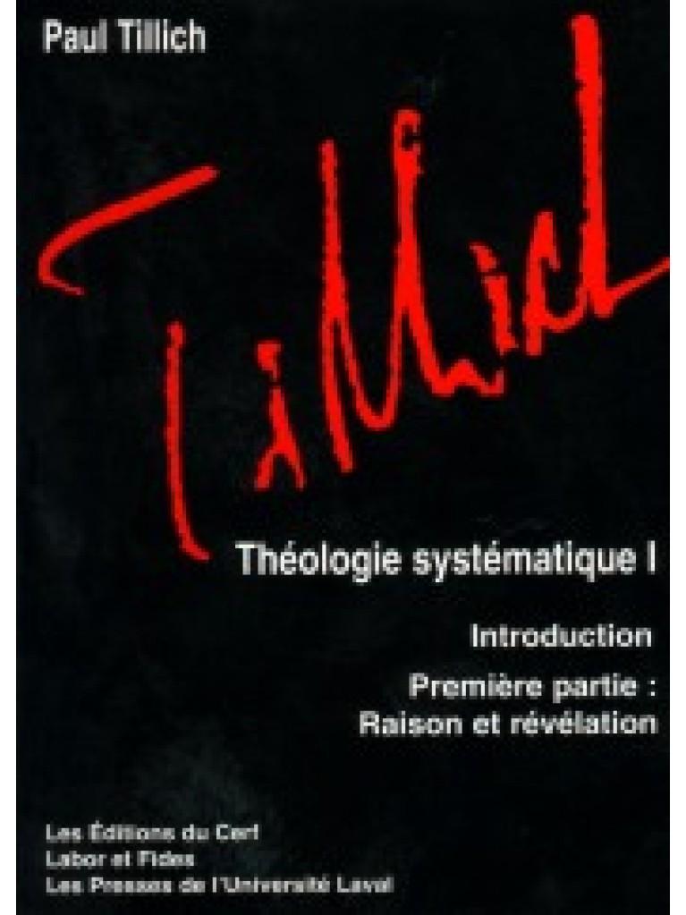 Théologie systématique I