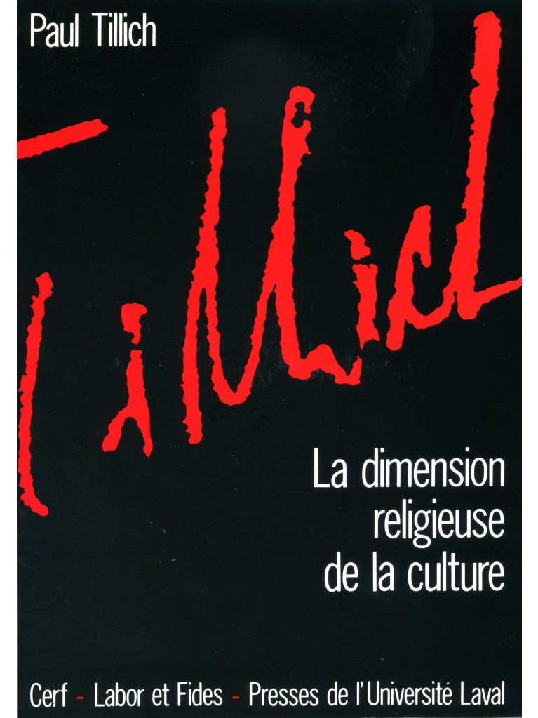 La dimension religieuse de la culture