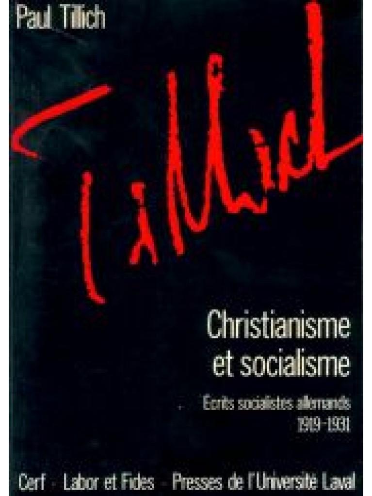 Christianisme et socialisme