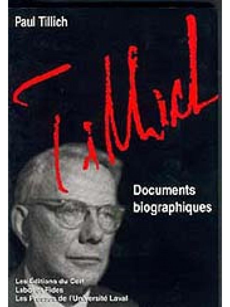 Documents biographiques