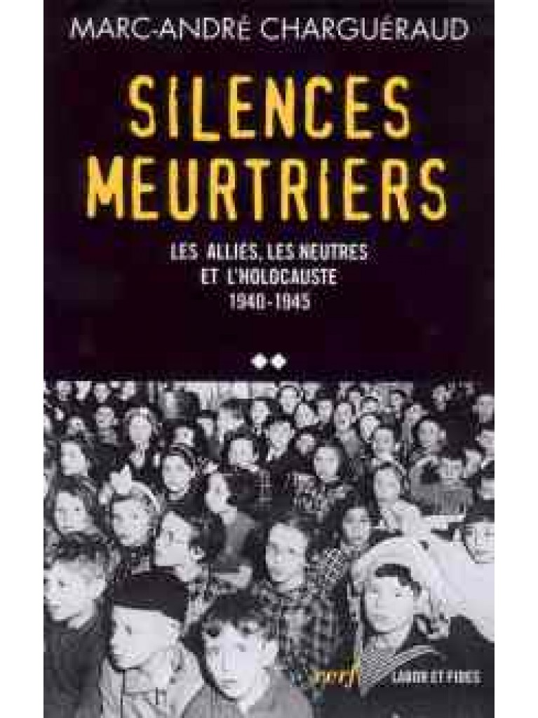Silences meurtriers