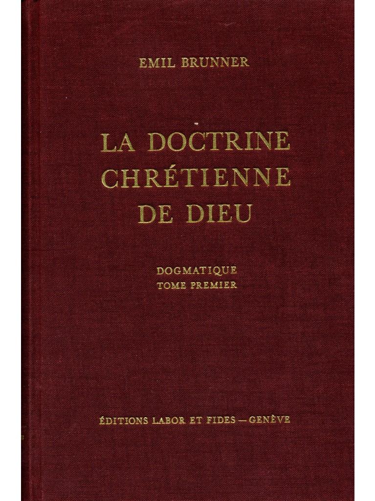 Dogmatique 1 (relié)