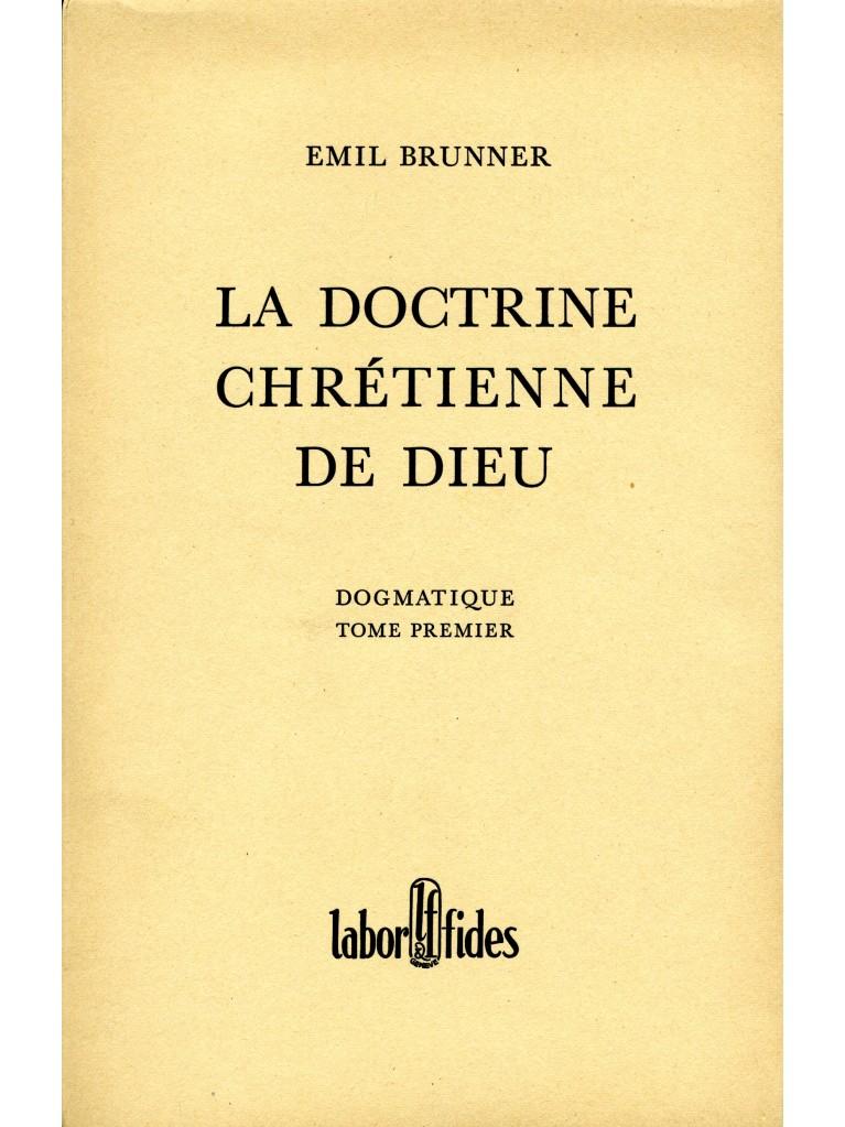 Dogmatique 1 (broché)