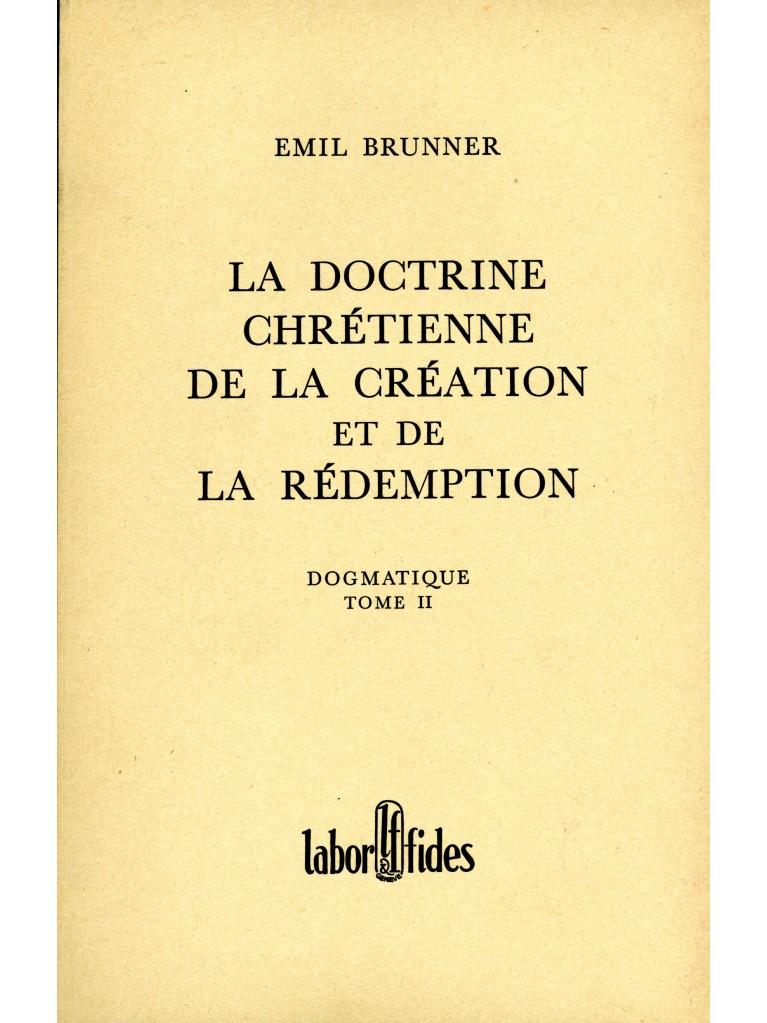 Dogmatique 2 (broché)