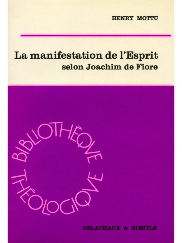 Manifestation de l'Esprit selon Joachim de Fiore