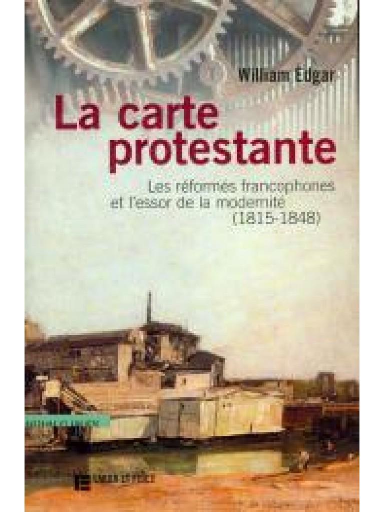 La carte protestante