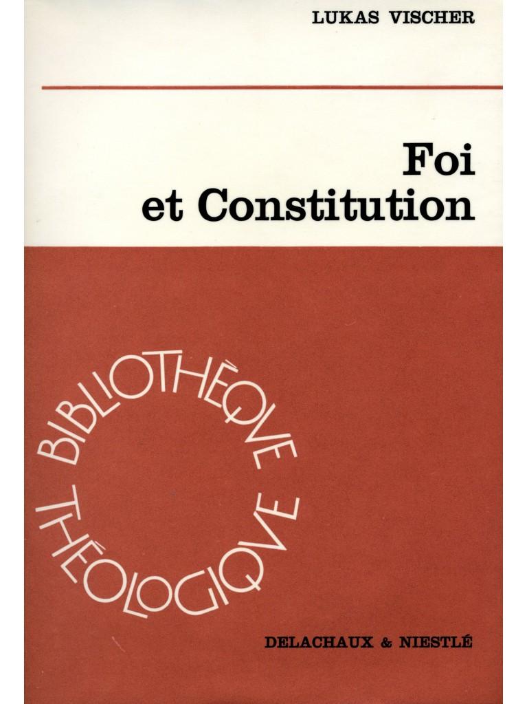 Foi et constitution