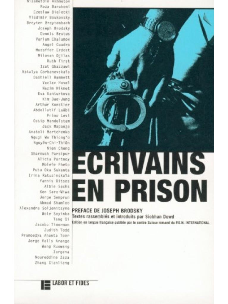 Ecrivains en prison