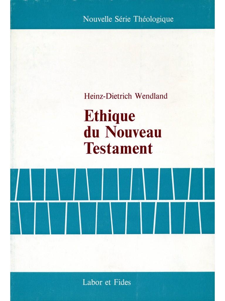 Ethique du Nouveau Testament
