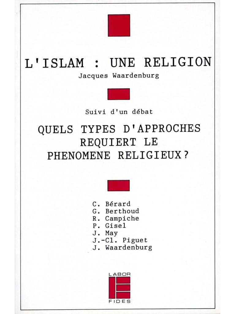 Islam: une religion