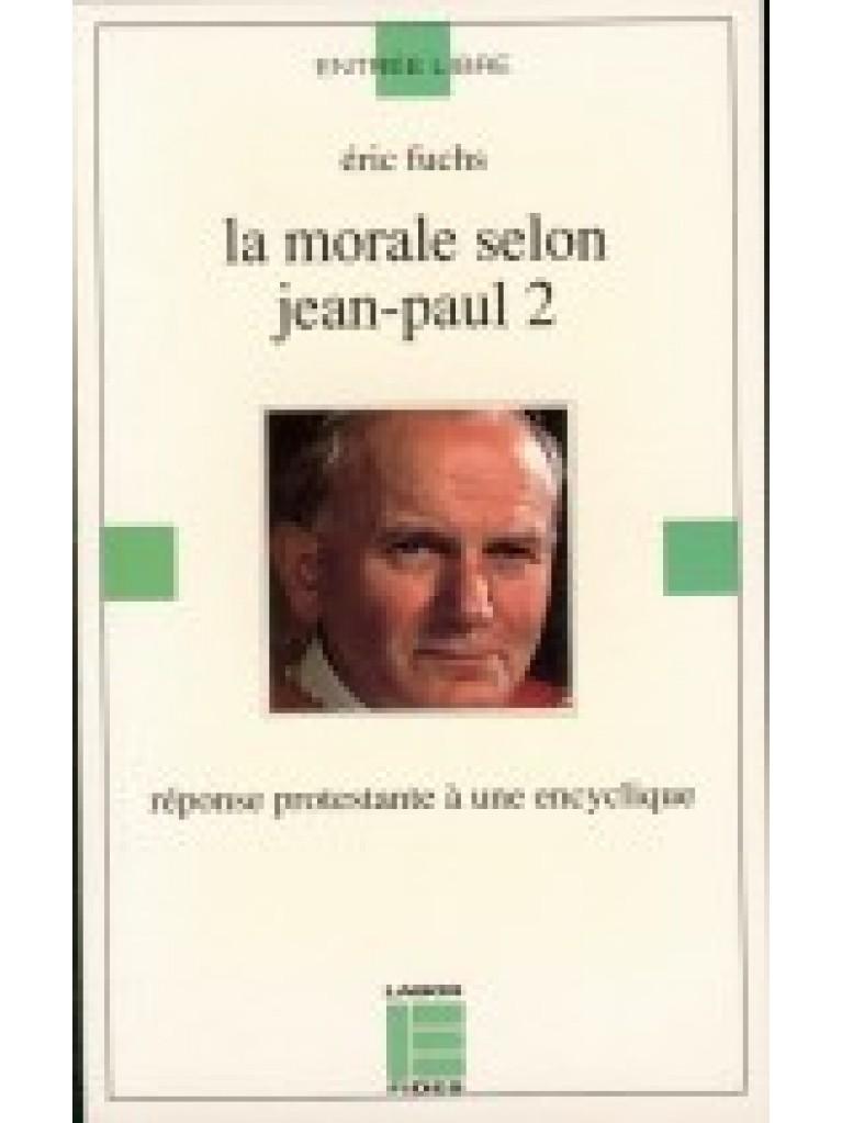 La morale selon Jean-Paul II
