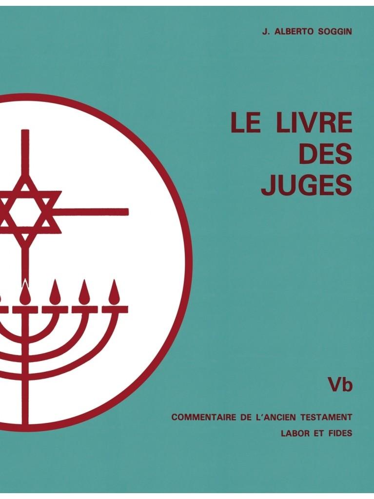 Le Livre des Juges - titre imprimé à la demande