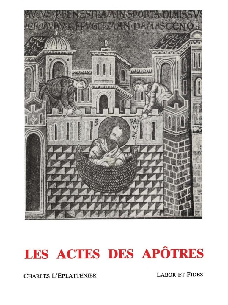 Les Actes des apôtres – Titre imprimé à la demande