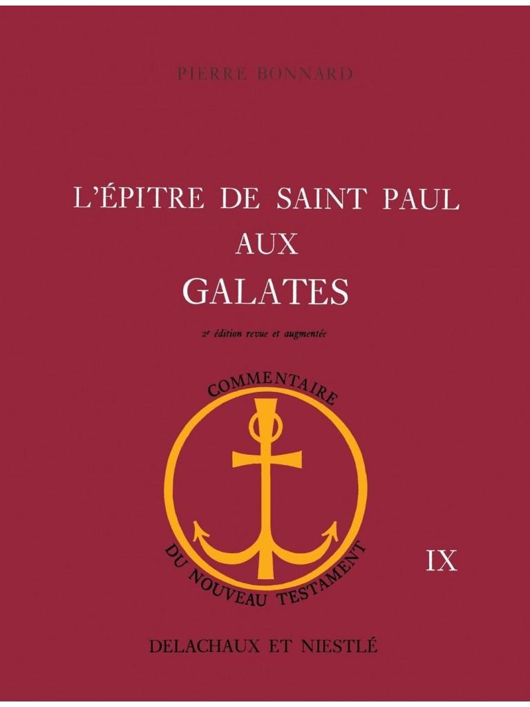 L'Epître de saint Paul aux Galates (broché) – Titre imprimé à la demande