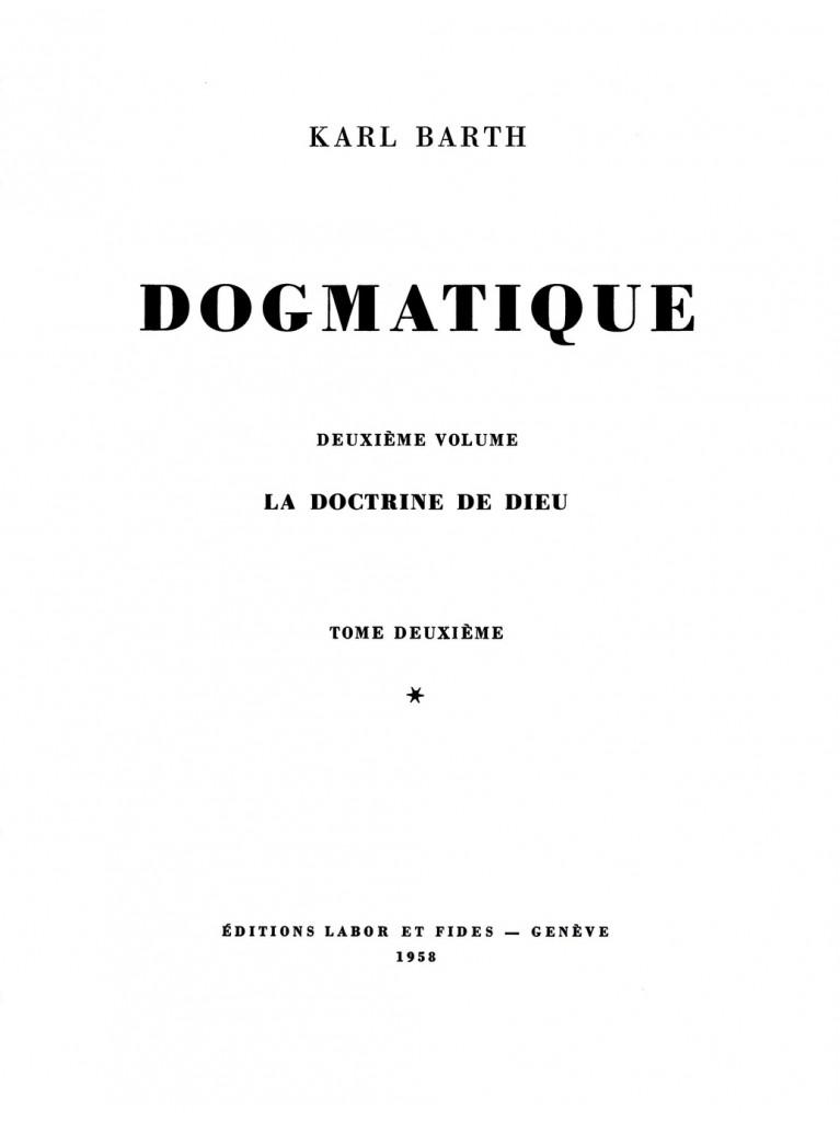 Dogmatique, tome 08 (broché) – Titre imprimé à la demande