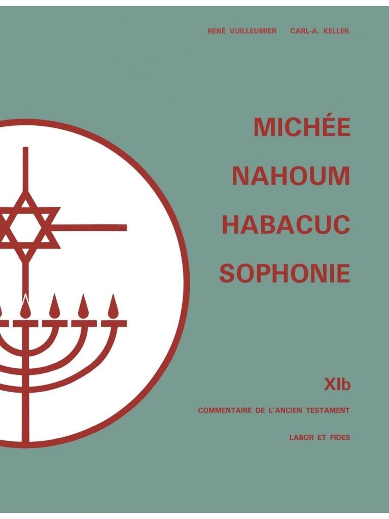 Michée, Nahoum, Habacuc, Sophonie - titre imprimé à la demande