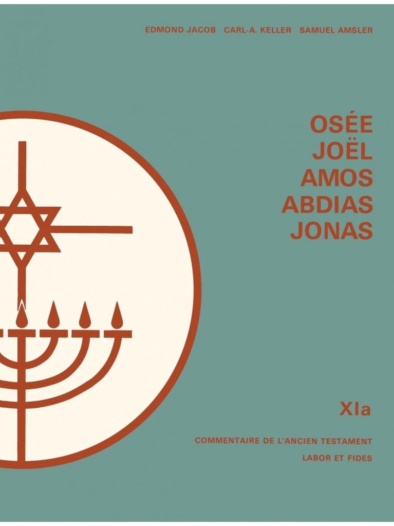 Osée, Joël, Amos, Abdias, Jonas – Titre imprimé à la demande
