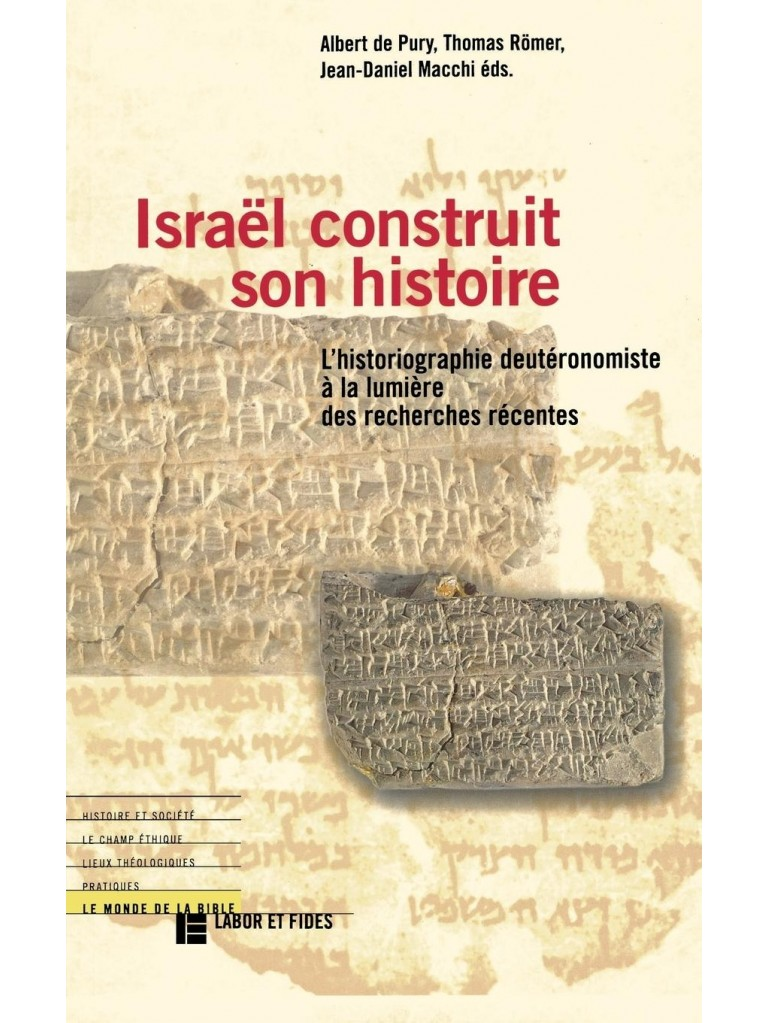 Israël construit son histoire - Titre imprimé à la demande