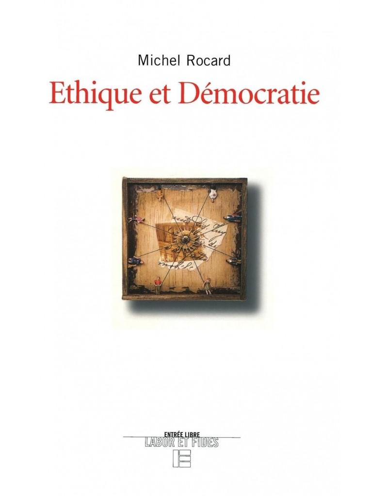 Ethique et démocratie - Titre imprimé à la demande