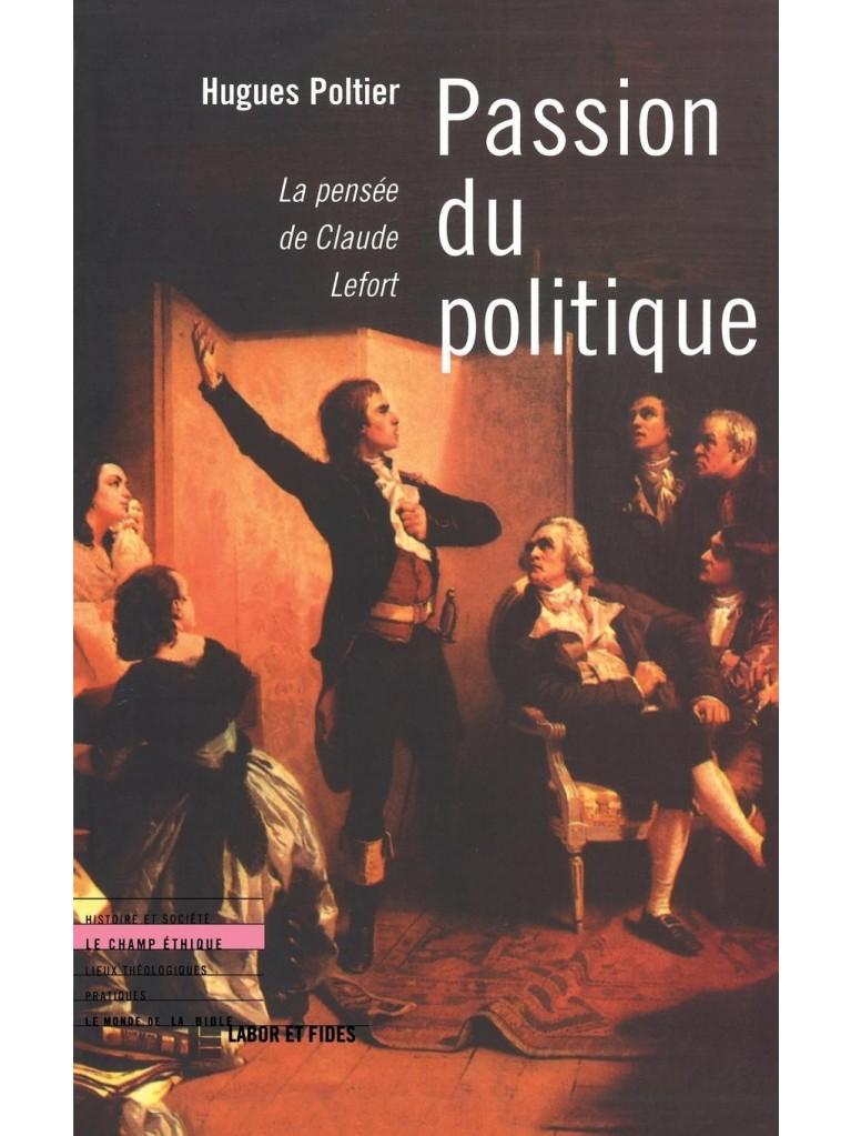 Passion du politique