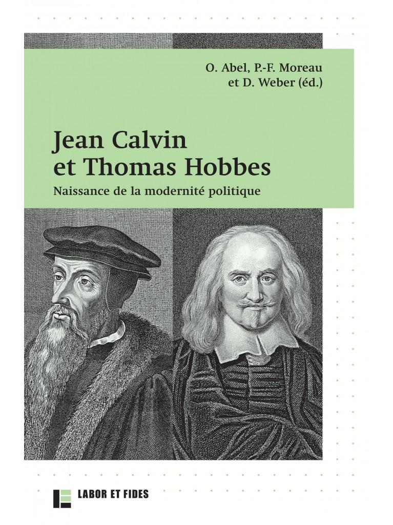 Jean Calvin et Thomas Hobbes