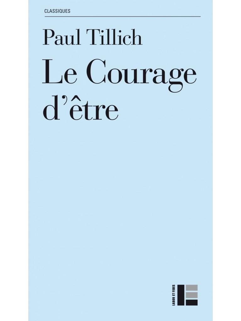 Le Courage d'être