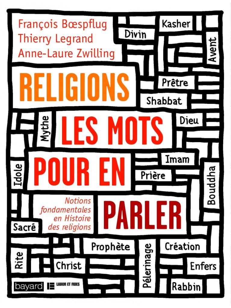 Religions, les mots pour en parler