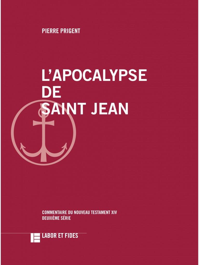 Apocalypse de saint Jean (réimpression juin 2014)