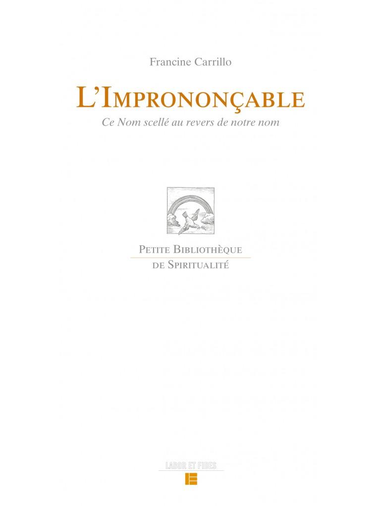L'Imprononçable