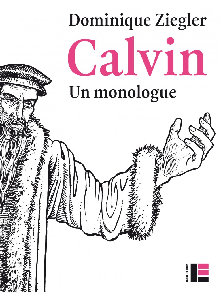 Calvin, un monologue