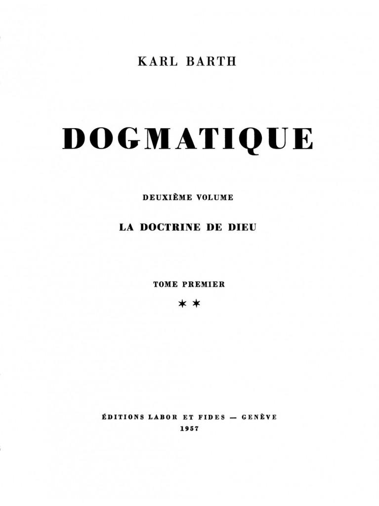 Dogmatique, tome 07 (broché) – Titre imprimé à la demande