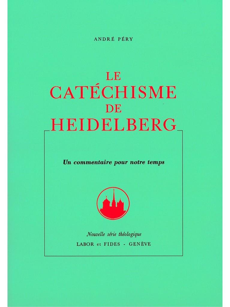 Le catéchisme de Heidelberg - Titre imprimé à la demande
