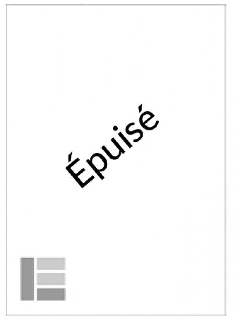 Œuvres choisies, tome 01 (relié) – épuisé