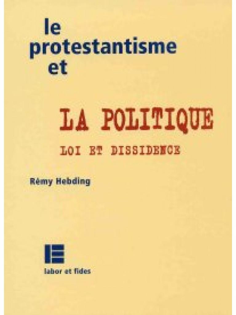 Le protestantisme et la politique